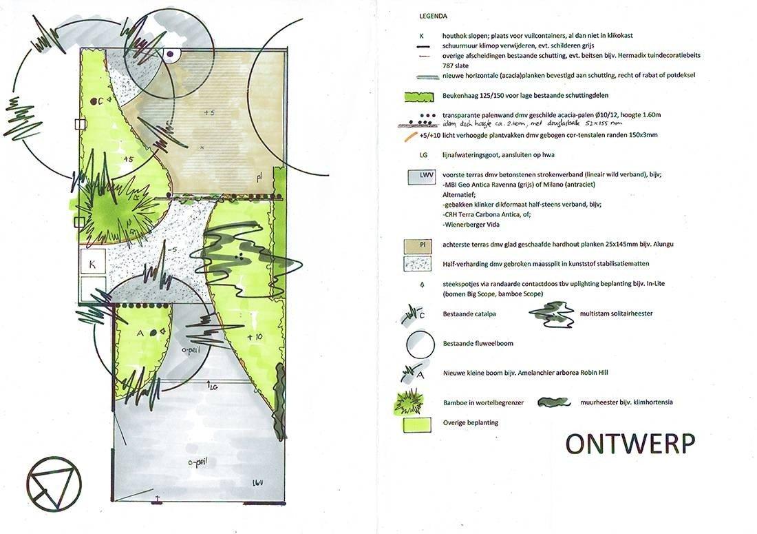 Ontwerp speelse achtertuin nuenen hoveniersbedrijf d 39 n for Tuinaanleg nuenen